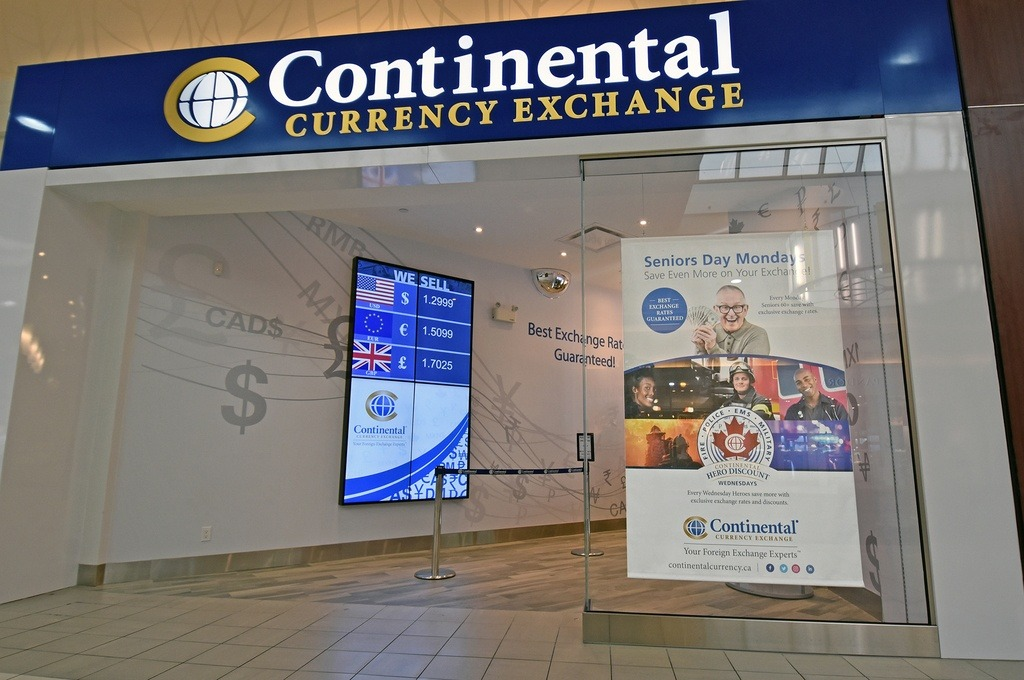 Closest foreign exchange near me: cxi u norfolk and virginia beach s