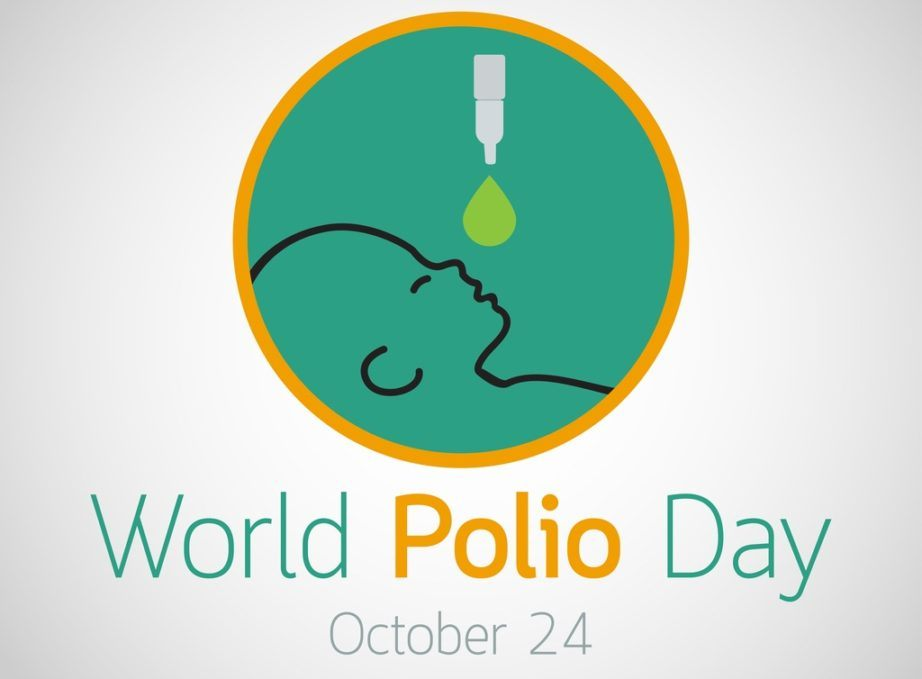 world polio day vaccine disease health doctor