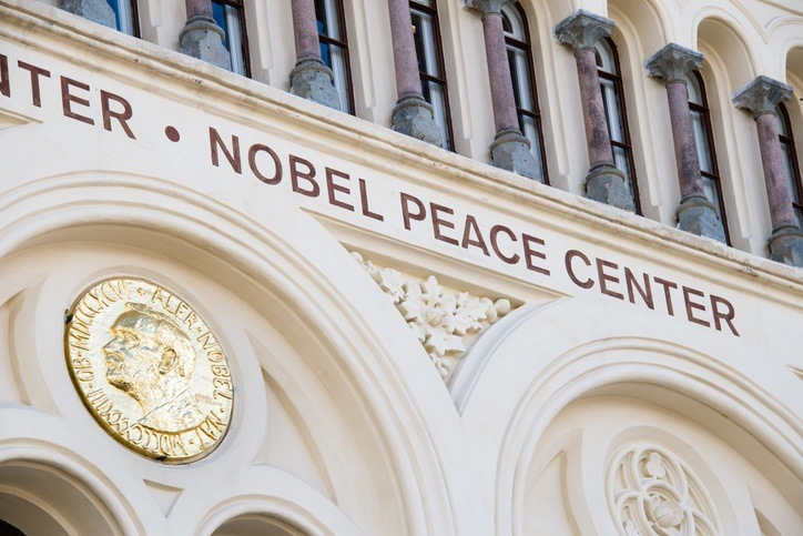 nobel peace center prize building malala