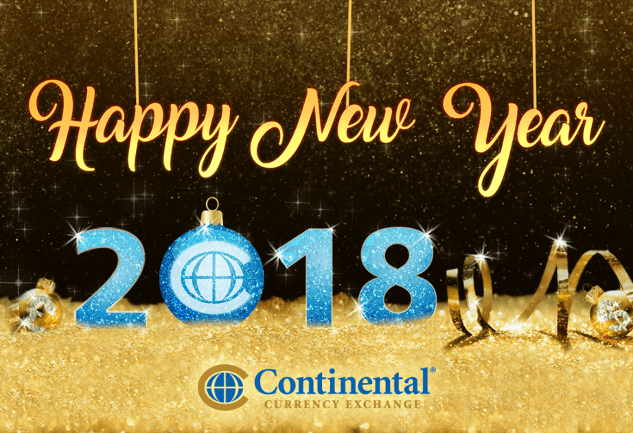happy new year 2018 continental party