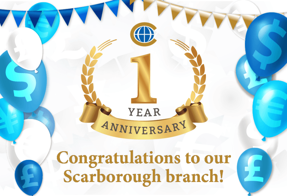 scarborough one year anniversary branch congratulations celebration party