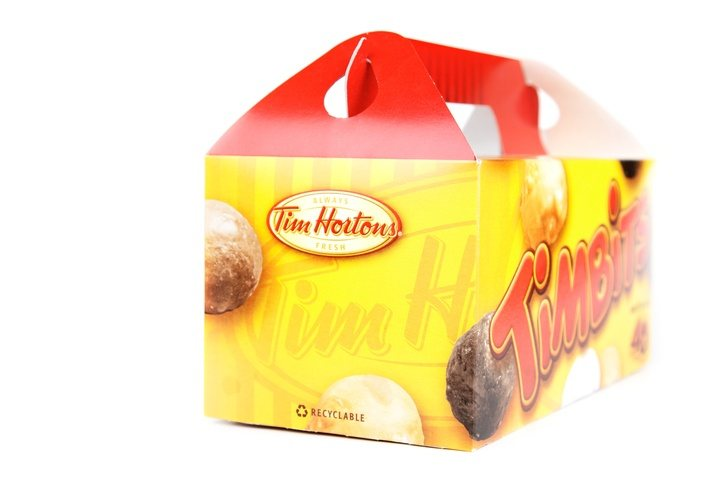 tim hortons timbits food donuts snack