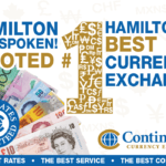 best currency exchange in hamilton number one ontario