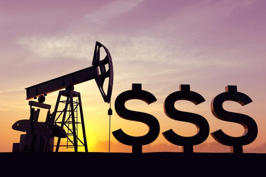 commodity currency oil derrick dollar industry