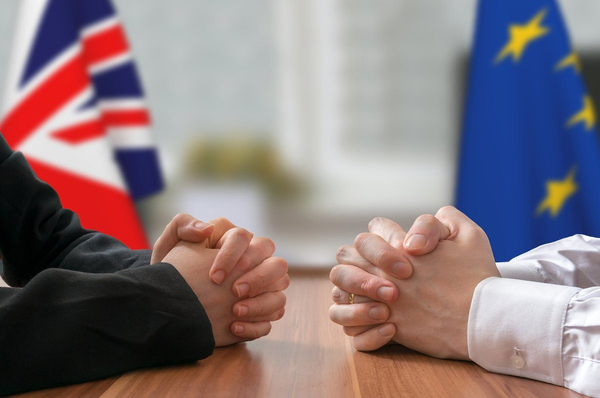UK and EU negotiations