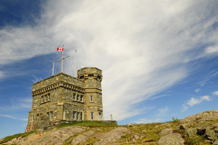 Signal Hill, Dream Canadian Journey