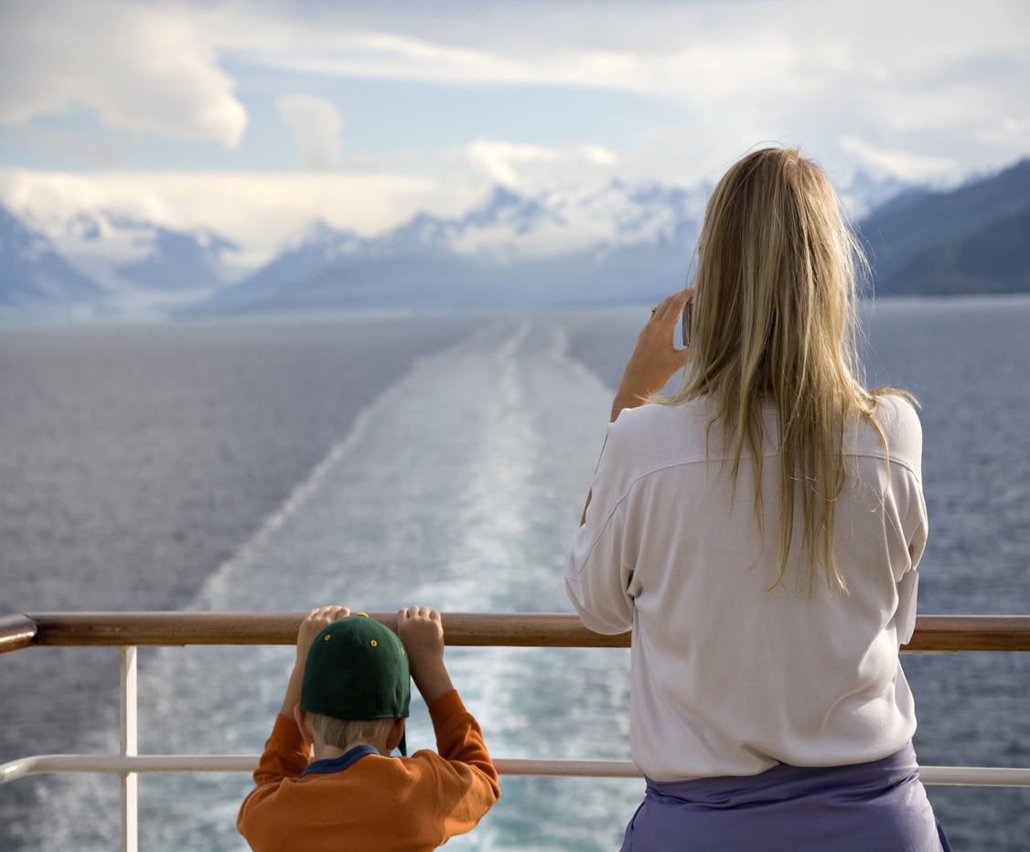 Family Vacation Alaska Cruise