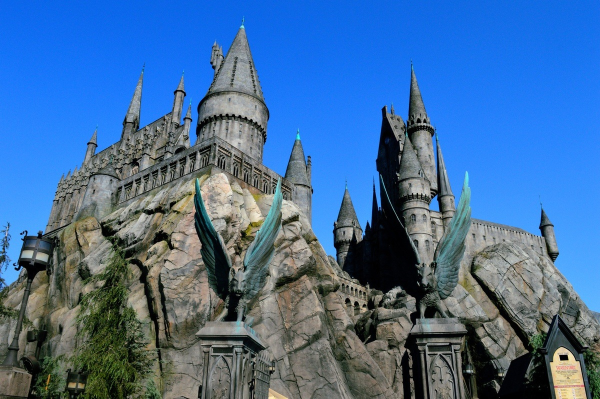 Family Vacation Hogwarts Harry Potter World