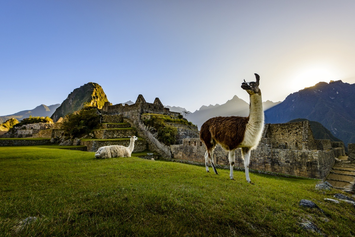Destination for history buffs: Machu Picchu