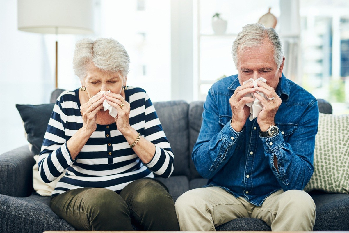 snowbirds avoid cough and cold