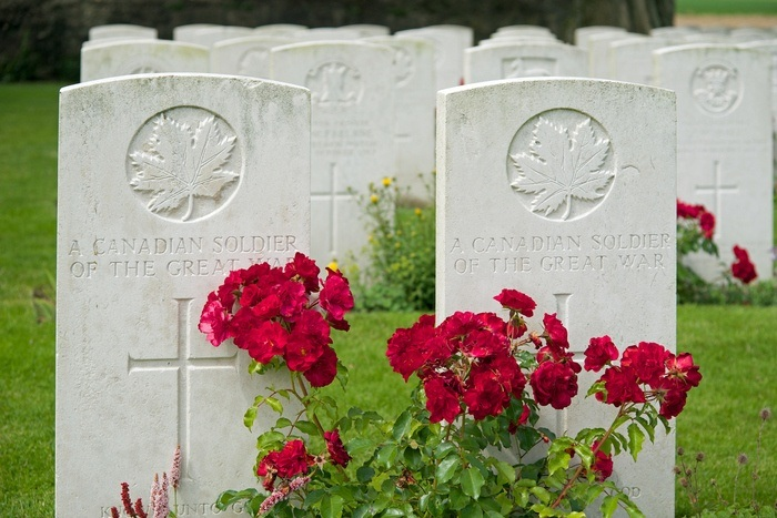 Canadian Soldiers in Ypres