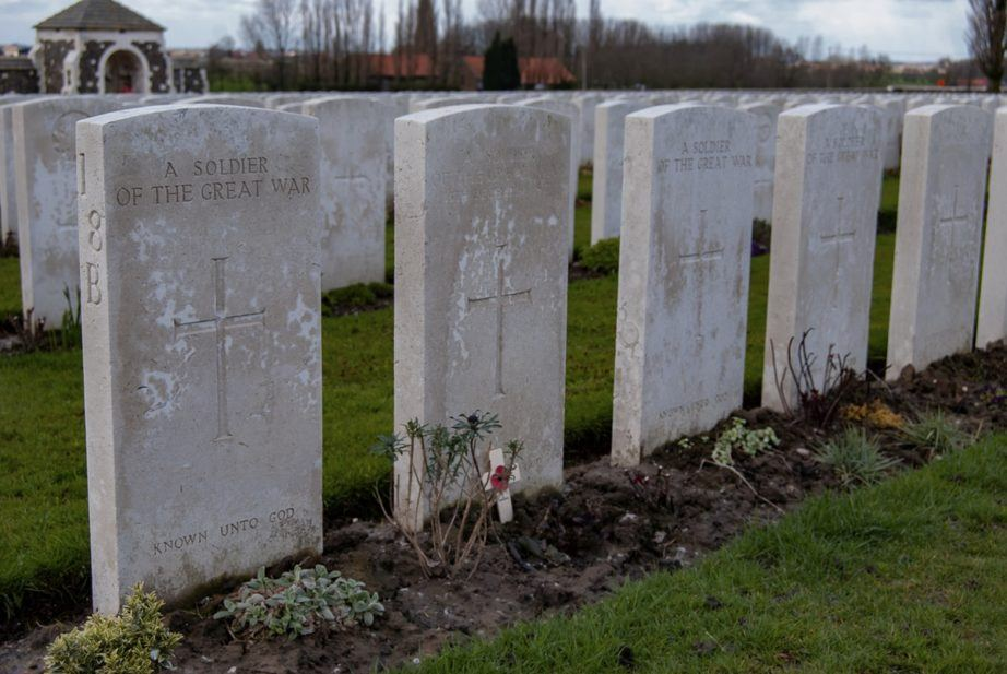 Remembrance Day Destination: Ypres